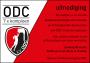Uitnodiging ODC 7 x Kampioen